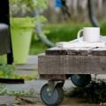 Gartenmöbel aus Paletten bauen