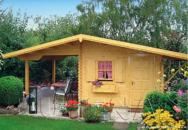 Gut bekannt Gartenhaus streichen ohne abschleifen? - Garten | HausXXL | Garten MC87