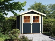 Gartenhaus abschleifen oder Haftgrund auftragen?