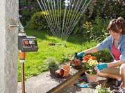 Beispiel einer automatischen Bewässerungsanlage