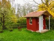 Ein Gartenhaus kann auch ohne Baugenehmigung errichtet werden
