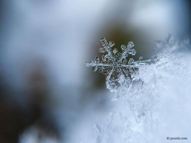 Winterliche Entspannung