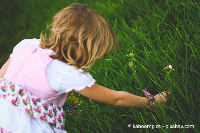 Rasen betreten verboten! Ein Satz, den Kinder nicht gern hören. Hier müssen Kompromisse geschlossen werden.