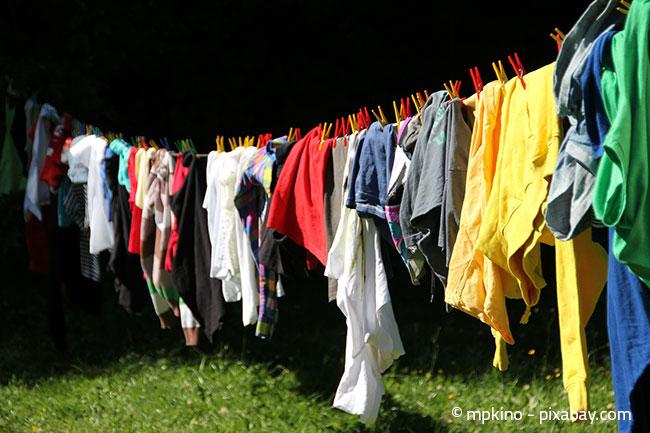 Beginnen Sie am besten am Morgen mit dem Waschen Ihrer Wäsche!