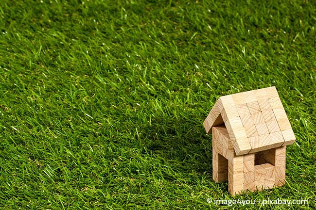 Überlegen Sie sich vorher, welche Dachform am besten zu Ihrem Garten passt