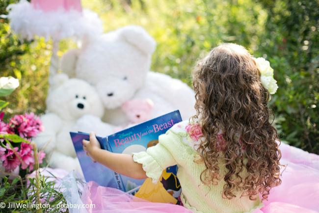 Auch die Wünsche der ganz Kleinen sollten in einem Garten berücksichtigt werden.